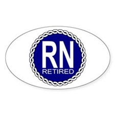 Royal Navy Retired Decal
