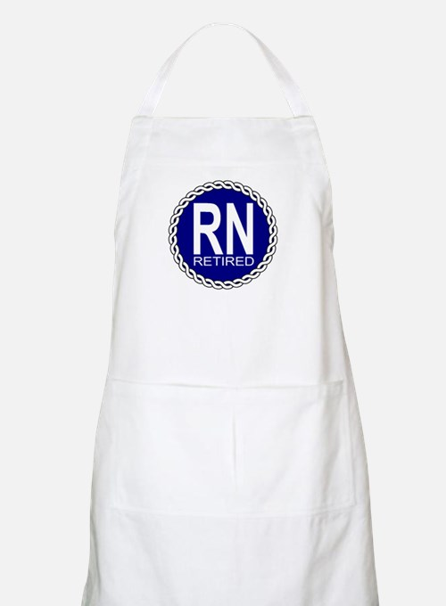 Royal Navy Retired Apron