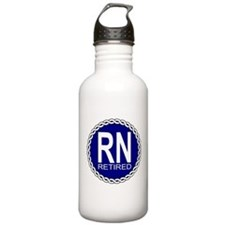 Royal Navy Retired Sports Water Bottle