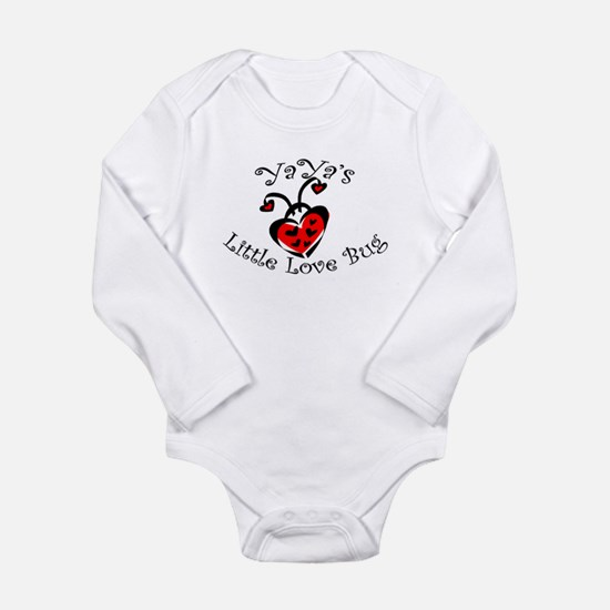 YaYa's Love Bug Ladybug Body Suit