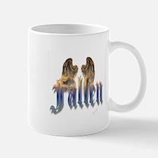 Fallen Gold to Blue Mug