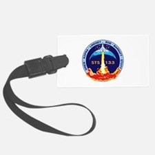 STS-133 Luggage Tag