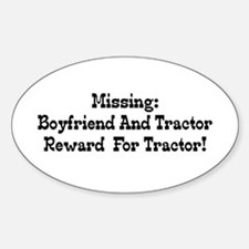 Missing Boyfriend And Tractor Reward For Tractor S