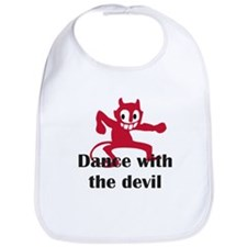 Dance with the devil Bib