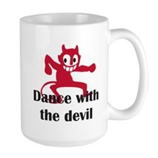 Dance with the devil Mug