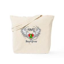 Survivor Bone Marrow Transplant Tote Bag