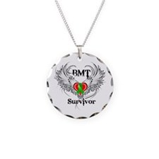 Survivor Bone Marrow Transplant Necklace