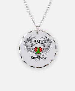 Survivor Bone Marrow Transplant Necklace