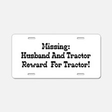 Missing Husband And Tractor Reward For Tractor Alu