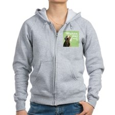 Fetch Dog Zip Hoodie