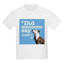 Treat Dog T-Shirt