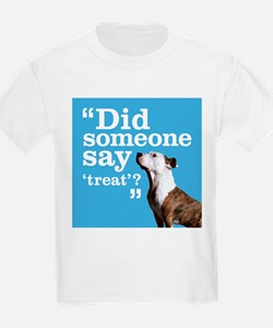 Treat Dog T-Shirt