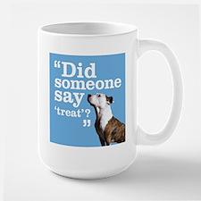 Treat Dog Mug