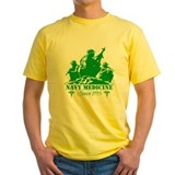 Corpsman Mens Yellow T-shirts