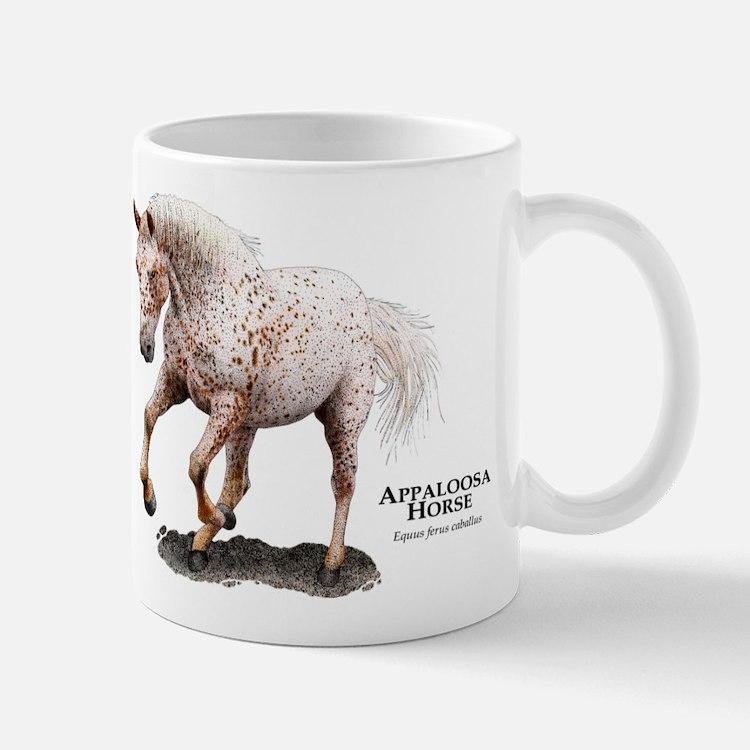 Appaloosa Horse Mug