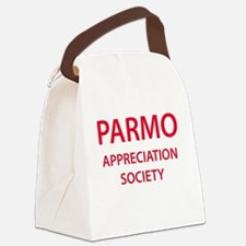 Parmo Appreciation Society Canvas Lunch Bag