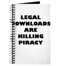 Legal Downloads Are Killing Piracy Journal