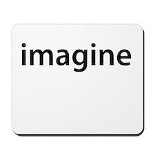 Imagine - John Lennon Mousepad