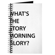 Oasis - Whats The Story? Journal