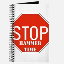 Stop Hammer Time Journal