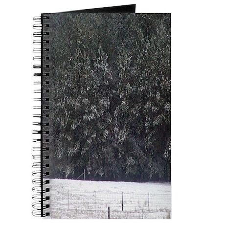 Snowy Pines - Journal