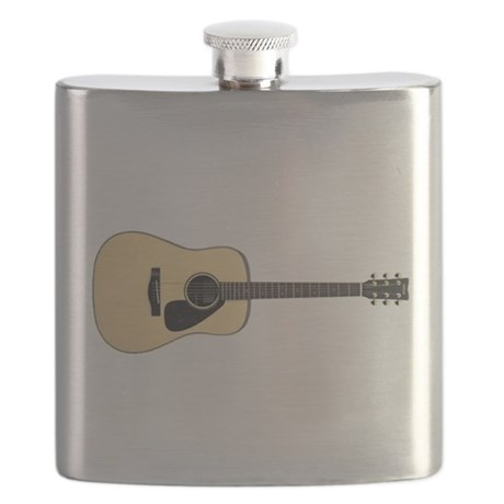 Acoustic Guitar Flask