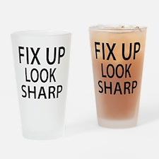 Dizzee Rascal - Fix Up Look Sharp Drinking Glass