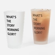 Oasis - Whats The Story? Drinking Glass