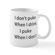 Kingpin - I Dont Puke When I Drink Mug