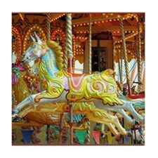 Carousel Tile Coaster