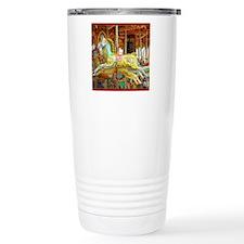 Carousel Travel Coffee Mug
