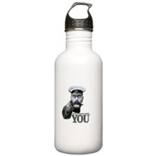 Your Country Needs You Sports Water Bottle