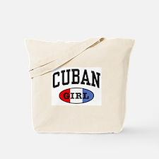 Cuban Girl Tote Bag