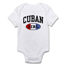 Cuban Girl Infant Creeper
