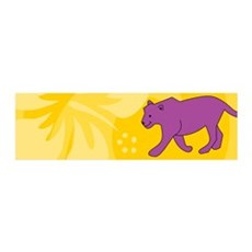 Panther Wall Decal