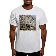 Panamint City Population 0 T-Shirt