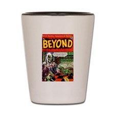 The Beyond #16 Shot Glass
