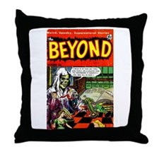 The Beyond #16 Throw Pillow