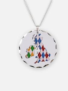 British Isles Necklace