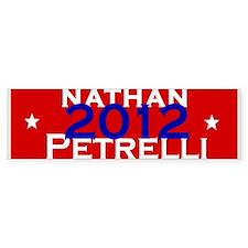 Nathan Petrelli 2012 Bumper Sticker