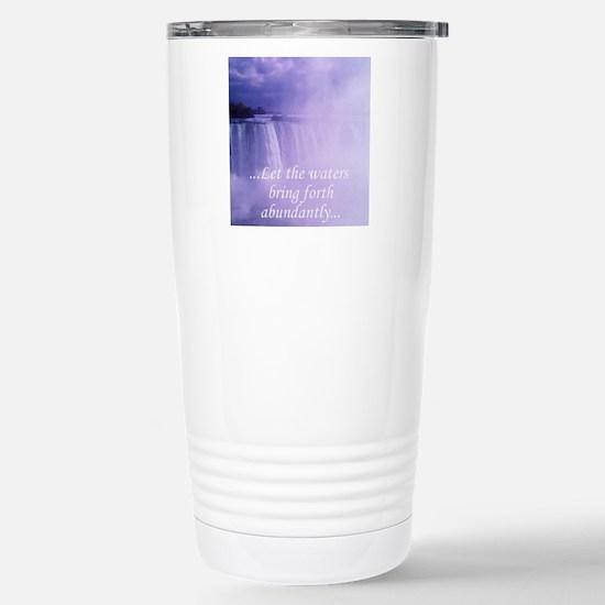 Sacred Stainless Steel Travel Mug