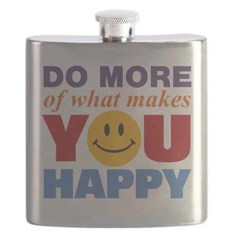 Do More Happy Flask