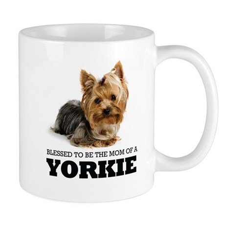 Blessed Yorkie Mom Mug