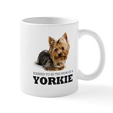 Blessed Yorkie Mom Mug