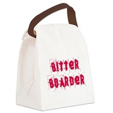 Bitter Boarder Canvas Lunch Bag