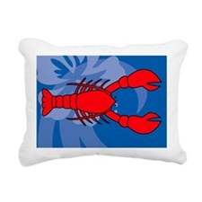 Lobster Rectangular Canvas Pillow