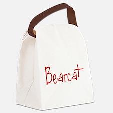 Bearcat10x8.png Canvas Lunch Bag