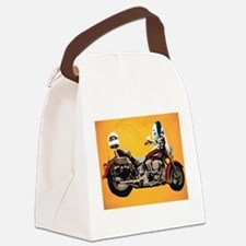 Harley 10 Canvas Lunch Bag