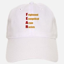 F.E.A.R. Baseball Baseball Cap