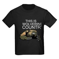 This Is Wolverine Country T